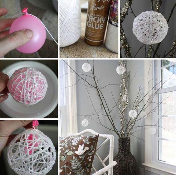 Come fare palline di Natale personalizzate