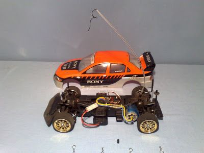 HAIBOXING RC Radio Controlled Car Tom's Toy World - Tomania