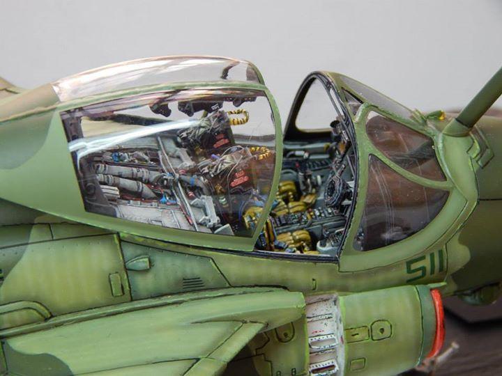 A-6 Cockpit