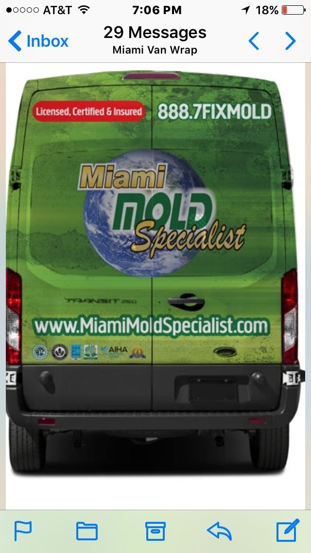 We realize that your home or industrial property is a valuable investment and must be correctly maintained. If you have mold issues in Miami, it is highly recommended to take the time and get a Mold Inspection done at your home or business as soon as possible.   Call-1-305-763-8070 Miami Mold Specialist today for a FREE Estimate