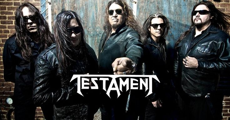 Get Your Tickets For Testament at BestSeatsFast.com - Better Seats, Better Prices! E-Tickets and Hard Tickets Available. PayPal Is Now Accepted!
