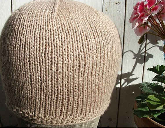 SPRING & SUMMER Chemo Cap Cashmere Cotton by wishestogether, $21.50