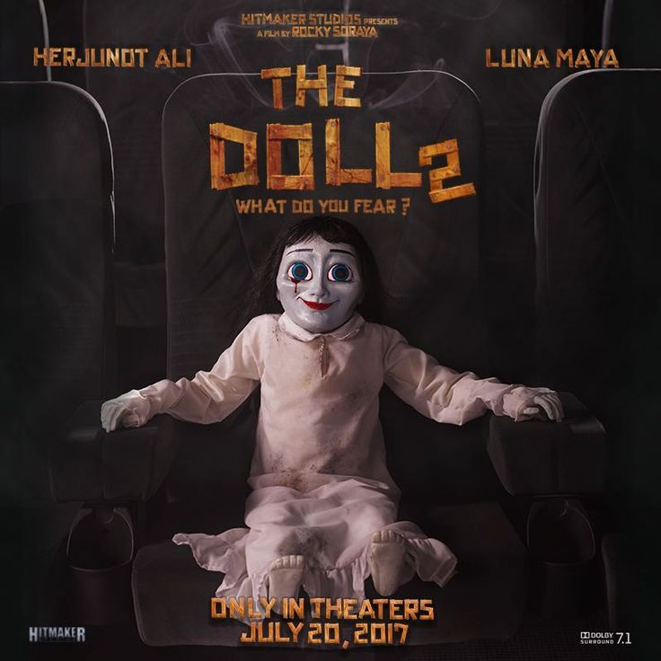 👻👹 Coming soon The Doll 2 Bagi yang suka film horor catat tanggal tayang kelanjutan film #thedoll pertama ini ya. Supported by @shopanddrive #film #filmhoror #thedoll2 #thedoll2movie #shopanddrive