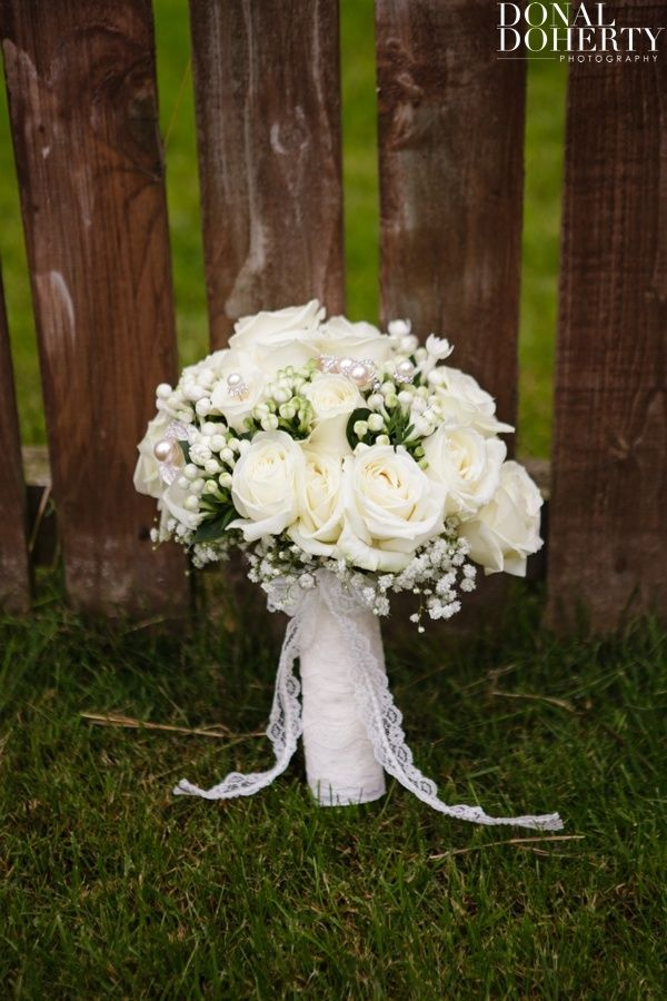Ciaras Classic Wedding Flowers By Wisteria Lane