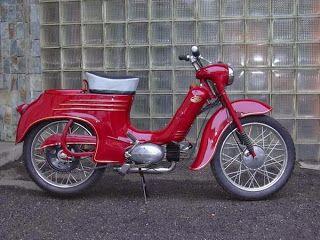 Jawa 50 typ 555 Pionýr