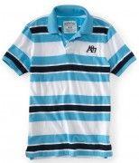 Aeropostale Mens Rugby Polo Shirt - Style 2431 Original U.S.A. - www.lojasdobraz.com.br