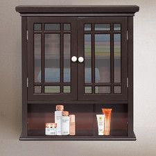 Wall Mounted Bathroom Cabinets | Wayfair