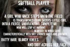 Image result for softball catcher quotes