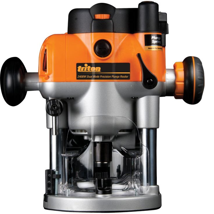 Triton TRA001 Dual Mode Precision Plunge Router 2400W. Awesome router. highly recommended. perfect in a table or held in hand. Get one!