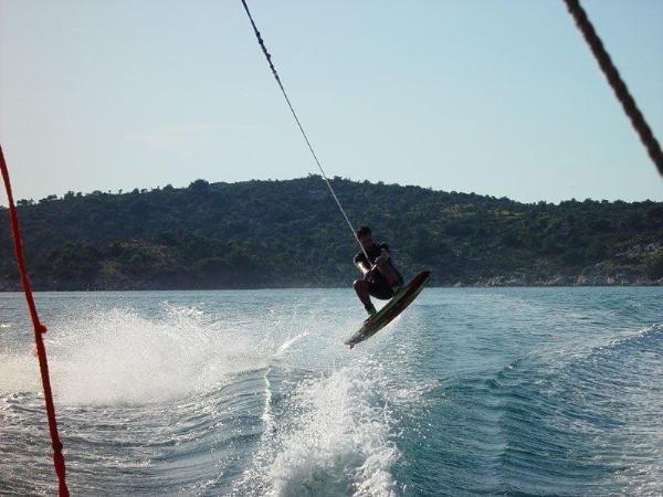 Wakeboard @ Vouliagmeni Lake, Loutraki!