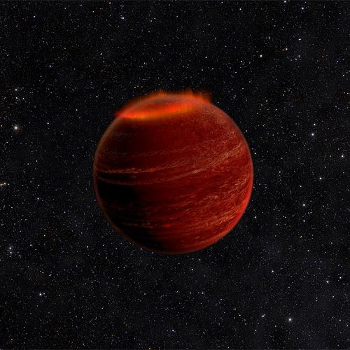 Powerful Auroras Found at Brown Dwarf | by NASA Goddard Photo and Video