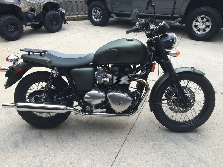 2013 Triumph Bonneville SE STEVE MCQUEEN, Cycle Trader Used motorcycles price