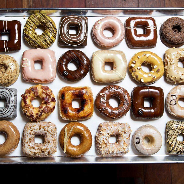 Astro Doughnuts in Washington, DC are a must!