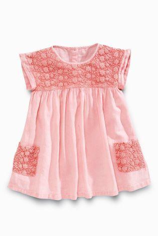 Kúpiť Háčkované šaty (3 mes. – 6 rok.) Dnes online na Next: Slovensko