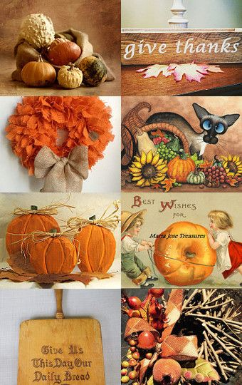 Blessed Thanksgiving! by Tina on Etsy--Pinned with TreasuryPin.com