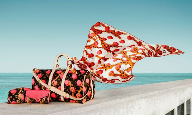 Check out Louis Vuitton's Summer 2015 monogram prints and bags.