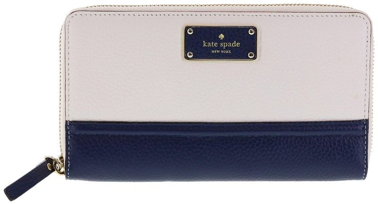 Kate Spade New York Oliver Street Megan Pebbled Leather Zip Around. Free shipping and guaranteed authenticity on Kate Spade New York Oliver Street Megan Pebbled Leather Zip Around at Tradesy. Kate Spade New York Oliver Street Megan Pebbled Le...