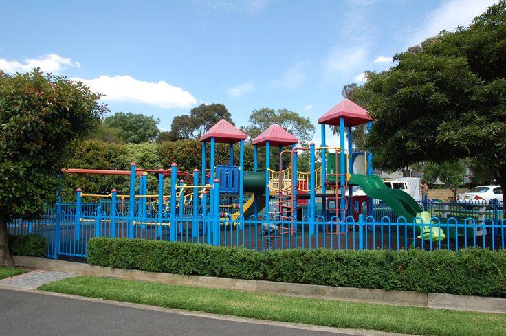 Park Child Fun Melbourne BIG4