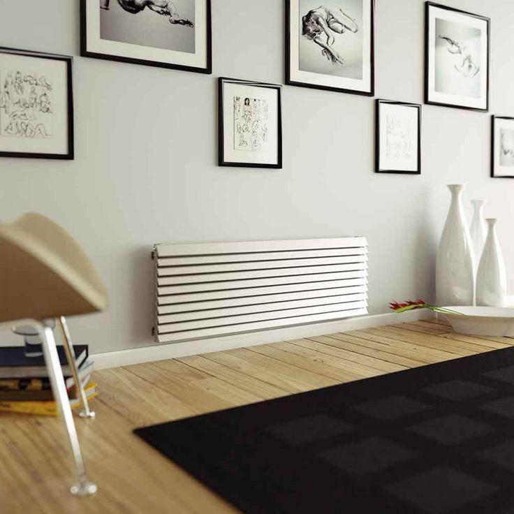 Aeon Panacea Stainless Steel Vertical Or Horizontal Designer Radiator