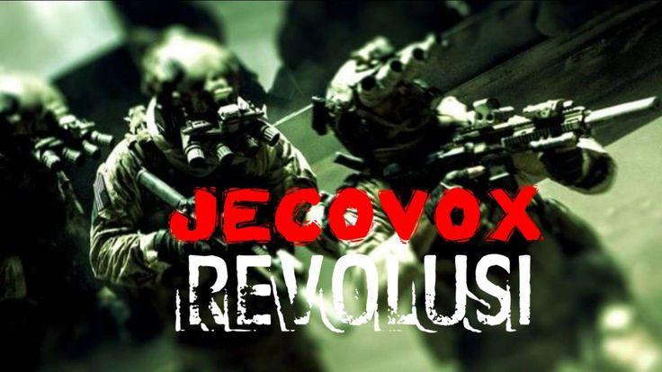 REVOLUSI - JECOVOX [full HD] | lagu terbaru Indonesia