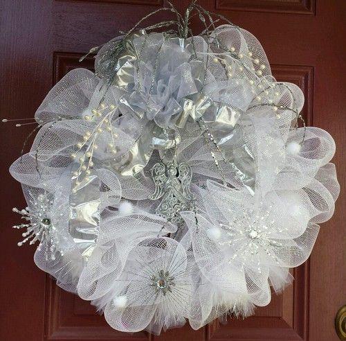 Flower Wreaths For Weddings: Details About Fairy Handmade Flower Wreath Bridal Veil