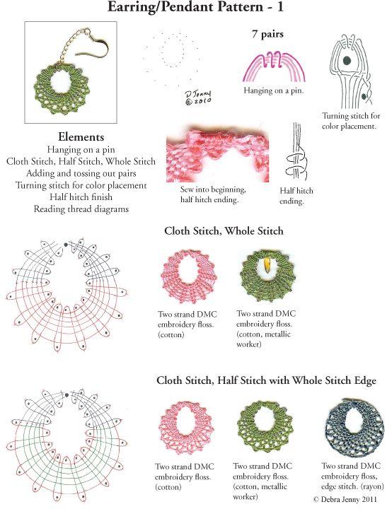 LOVE bobbin lace!