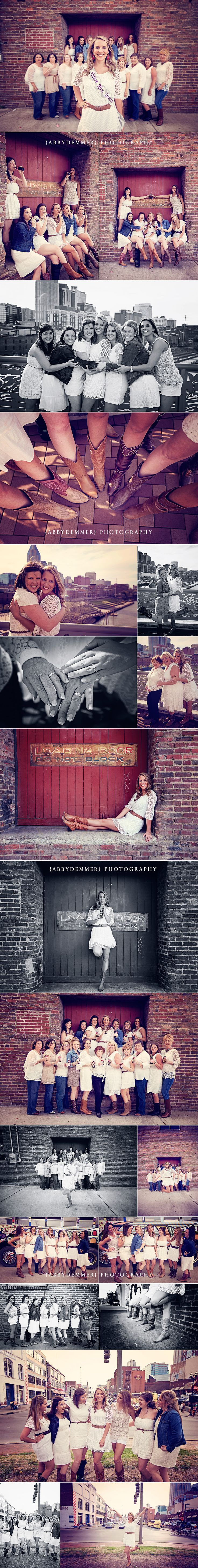 Abby Demmer | Nashville Photographer | Bachelorette Session