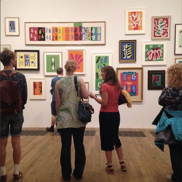 Henri Matisse: The Cut-Outs Tate Modern, Londres 17 Abril – 7 Septiembre 2014