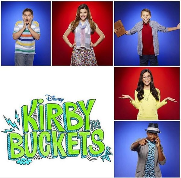 Awesome news for the cast and crew of Kirby Buckets! They have been renewed by Disney XD for a season 3!!  This series stars are: Jacob Bertrand (Marvin M