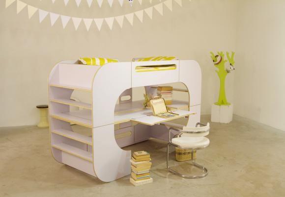 Muebles para niños de IO Kids Design