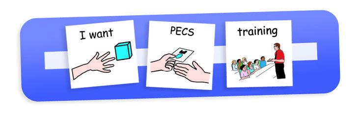 Striscia in plastica dura con velcro per la formulazione delle parole e inizio frasi della comunicazione aumentativa alternativa