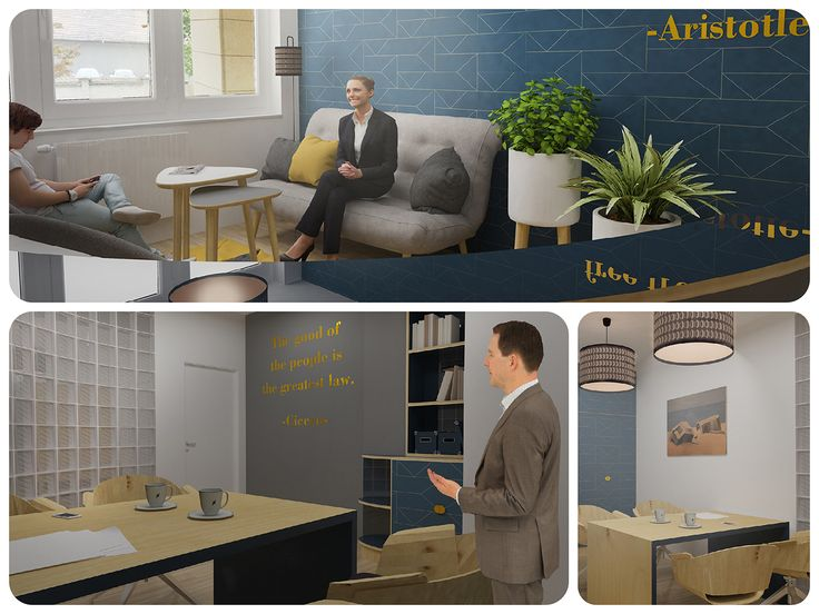 We have recently made the interior design plans for the new, 100m2 office at the 13th district for lawyer Dr. Katalin Mihály. https://www.ugyved.net/dr.mihaly.katalin For more pictures click here: http://pivot270.com/hu/referenciak/ #pivot270 #design #interior #office #lawyer