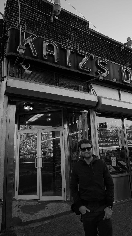 Katz Delicatessen, East Village