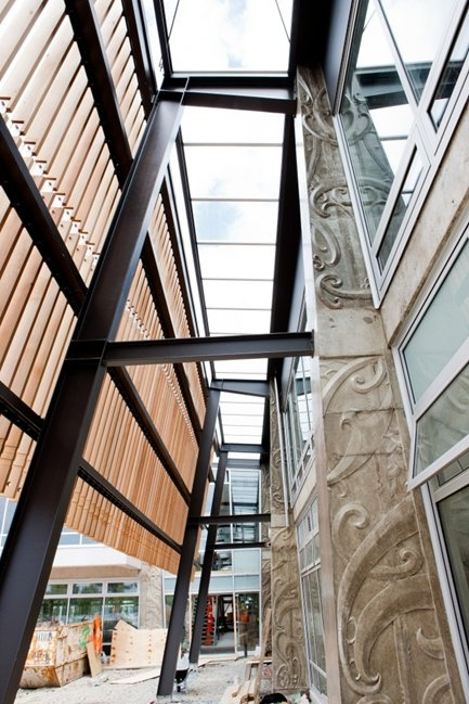 Wellington.scoop.co.nz » Whitireia's new health faculty building opens next month for 1000 students, staff