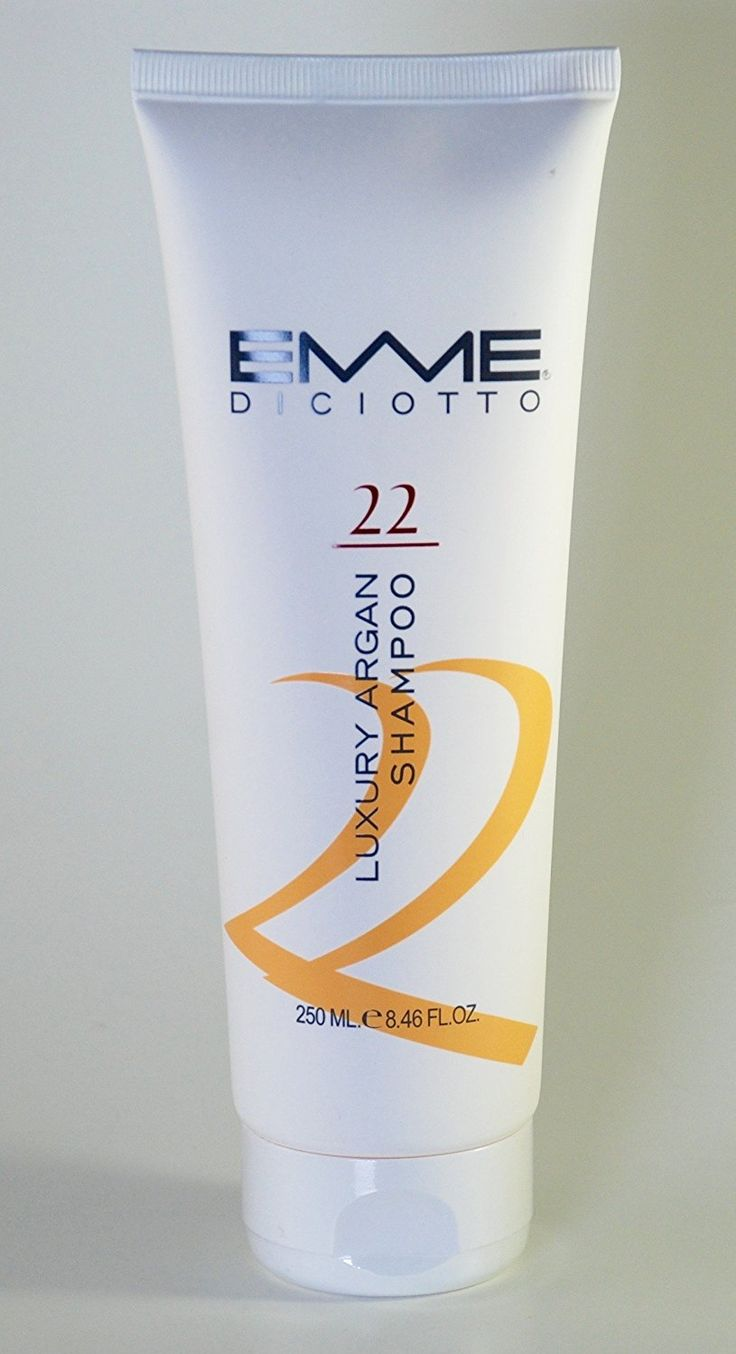 Emmediciotto Luxury Argan Shampoo 22 - 250ml ** Details can be found by clicking on the image.