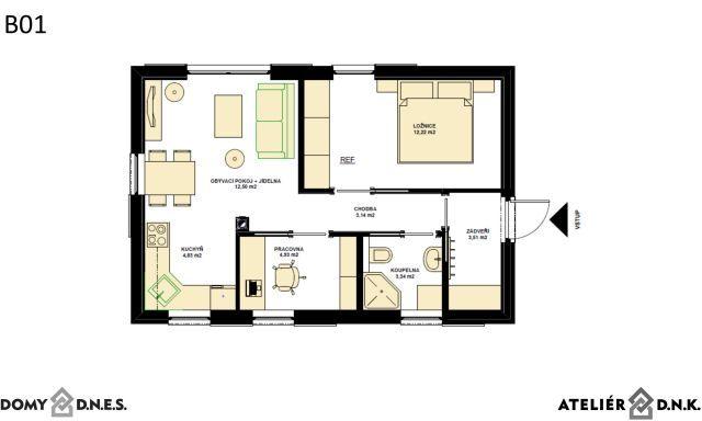 malé domy typové projekty - Hledat Googlem
