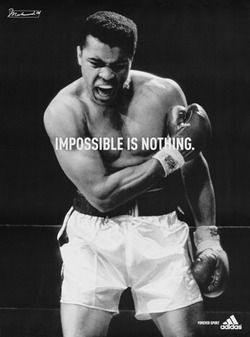 for boxing inspiration muhammad ali