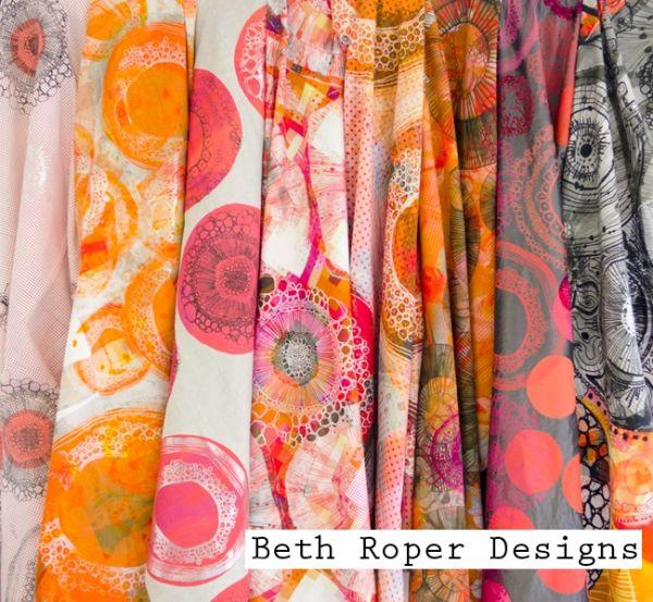 Beth Roper - Textile Design
