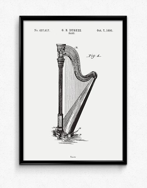 Harp - Available at www.bomedo.com