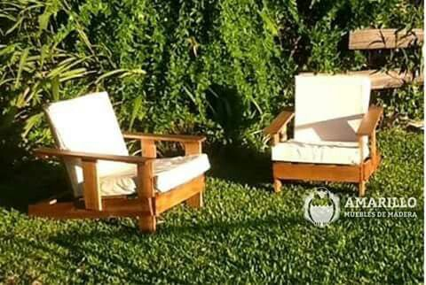 25 best ideas about sillones para jardin on pinterest for Almohadones para sillones jardin