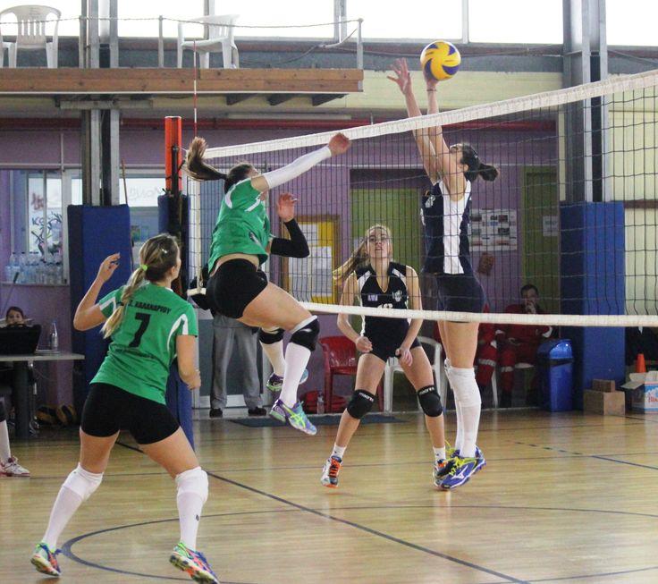 Ioanna Kouloumenta  GSHalandriou womens' team  A2 division 2014/2015  GSHalandriou-ASP Iones  Sunday 18 January 2015