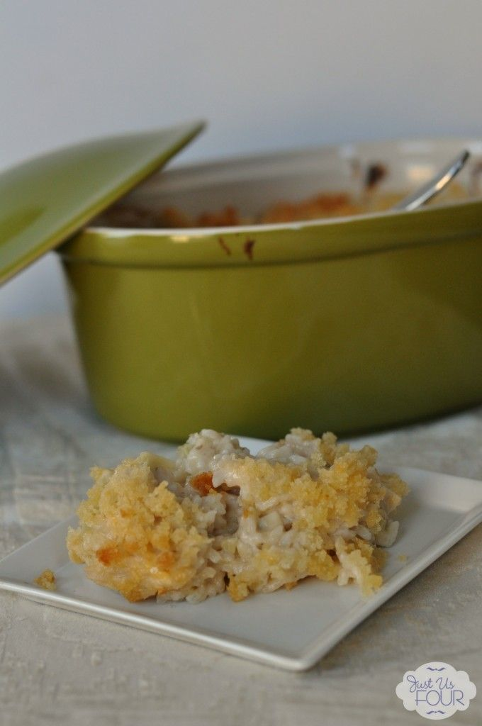 Creamy Chicken and Rice Casserole | Good recipes | Pinterest