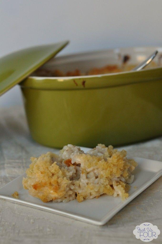 Creamy Chicken and Rice Casserole | Good recipes | Pinterest