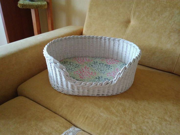 Корзинка для Басюні / Cat basket/ pet furniture