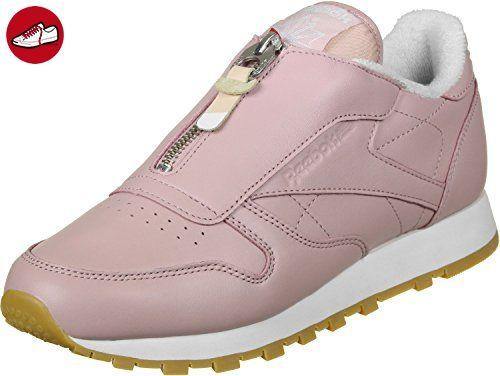 9783b5aadd3 ... Reebok Classic Leather Zip Damen Sneaker Pink - Reebok schuhe  ( Partner-Link) ...