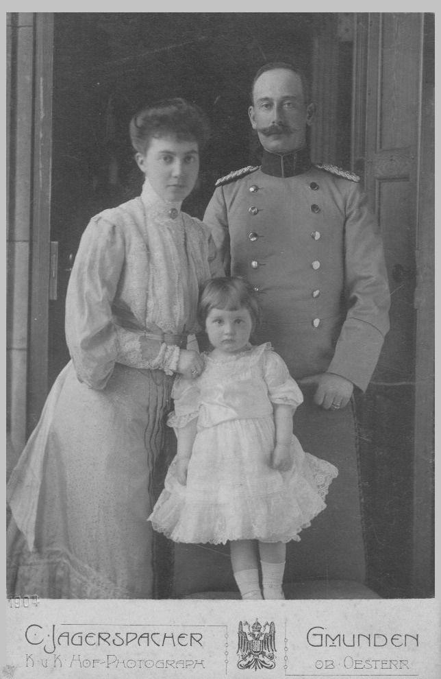 Prinz Max von Baden mit Familie From Miss Mertens
