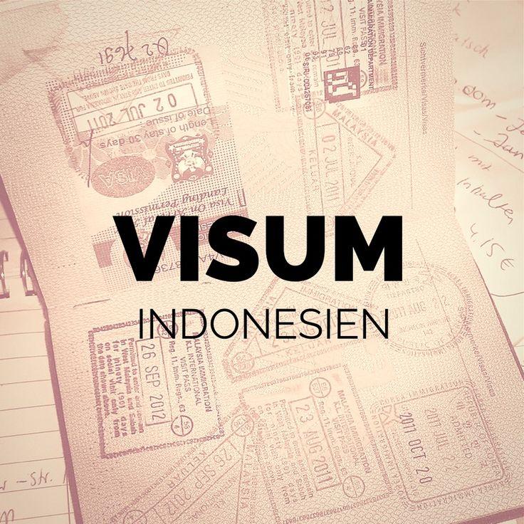 Visum Indonesien