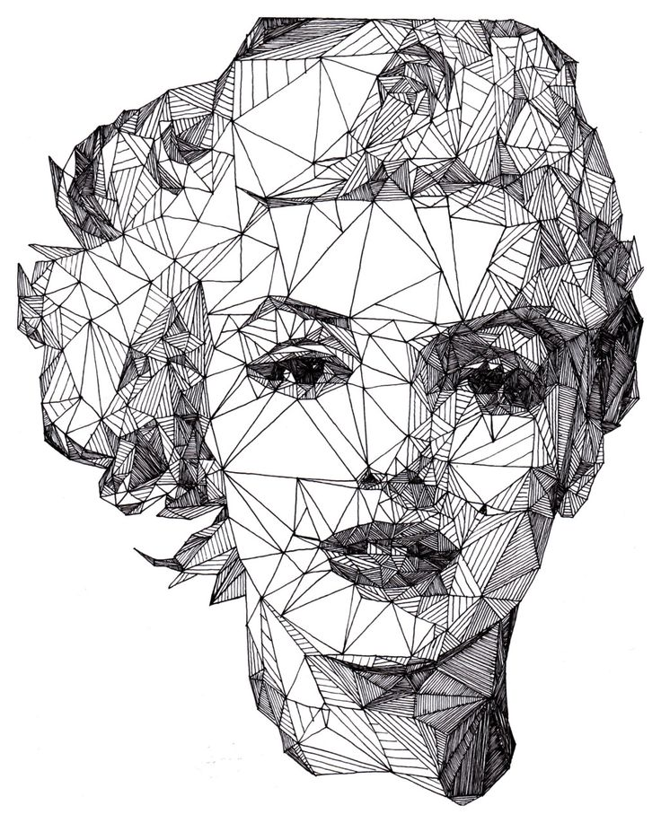 Marilyn Monroe - [Pen] / Josh Bryan: Marilyn Monroe, Inspiration, Illustration, Art, Marilynmonroe, Drawing, Design