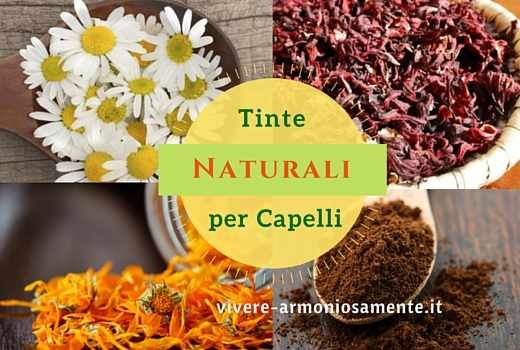 Ecco come realizzare delle tinte naturali per capelli utilizzando erbe e rimedi fai da te come camomilla, bustine di tè e fondi di caffè!