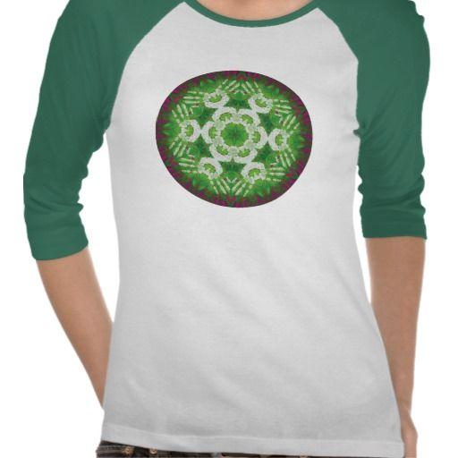 Healing Hands Mandala V3 Tee Shirts